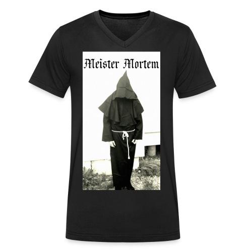 Die schwarzen Priester - Männer Bio-T-Shirt mit V-Ausschnitt von Stanley & Stella