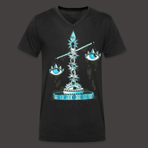 Balance original - T-shirt bio col V Stanley & Stella Homme