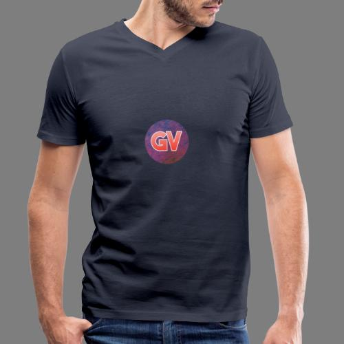 GV 2.0 - Mannen bio T-shirt met V-hals van Stanley & Stella