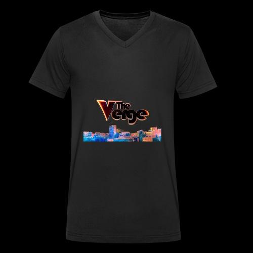 The Verge Gob. - T-shirt bio col V Stanley & Stella Homme