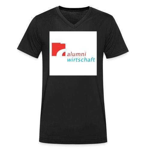 Alumni Logo Idee jpg - Männer Bio-T-Shirt mit V-Ausschnitt von Stanley & Stella