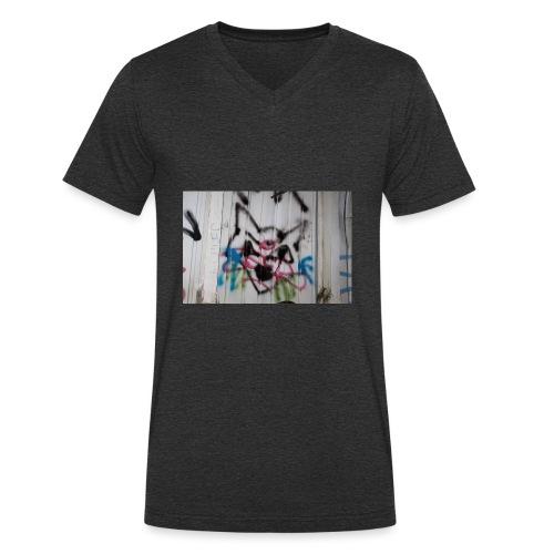 26178051 10215296812237264 806116543 o - T-shirt bio col V Stanley & Stella Homme