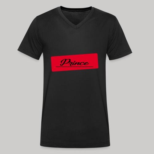 prince - T-shirt bio col V Stanley & Stella Homme