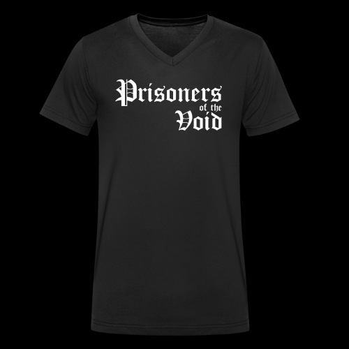 Prisoners of the Void - Økologisk T-skjorte med V-hals for menn fra Stanley & Stella