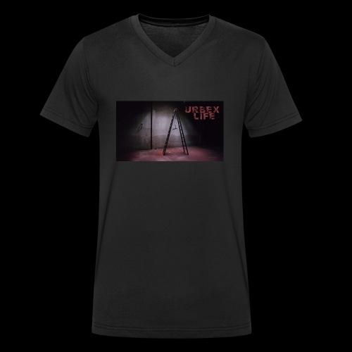 UrbexLife - Männer Bio-T-Shirt mit V-Ausschnitt von Stanley & Stella