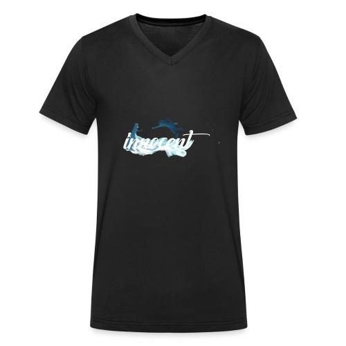 Innocent Logo - Men's Organic V-Neck T-Shirt by Stanley & Stella