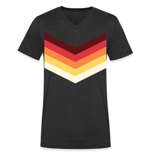 VintageSport - T-shirt bio col V Stanley & Stella Homme