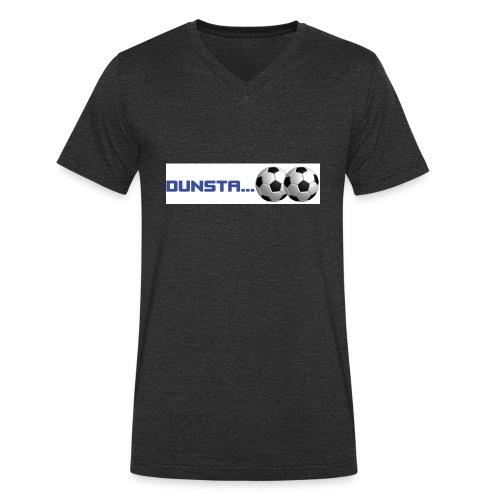 dunstaballs - Men's Organic V-Neck T-Shirt by Stanley & Stella