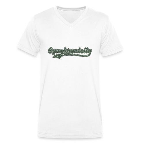 Synchronicity Vintage - T-shirt bio col V Stanley & Stella Homme