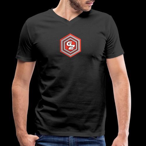 G2 - Ekologisk T-shirt med V-ringning herr från Stanley & Stella