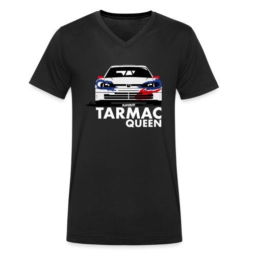 306 Maxi Rallye Tarmac Queen - T-shirt bio col V Stanley & Stella Homme