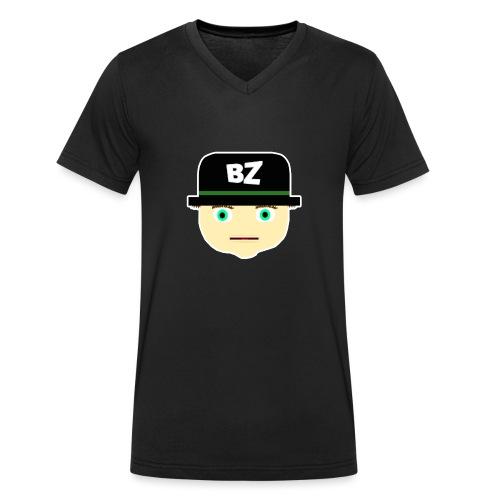 BZ Tasse 2.0 - Männer Bio-T-Shirt mit V-Ausschnitt von Stanley & Stella