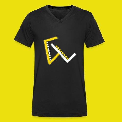 Giulio Laura FX T-Shirt - T-shirt ecologica da uomo con scollo a V di Stanley & Stella