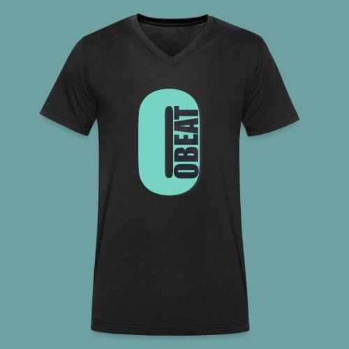 OBeat Logo O - Mannen bio T-shirt met V-hals van Stanley & Stella