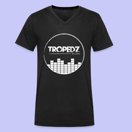 Tropedz2. - Männer Bio-T-Shirt mit V-Ausschnitt von Stanley & Stella