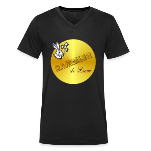 rammler - Männer Bio-T-Shirt mit V-Ausschnitt von Stanley & Stella