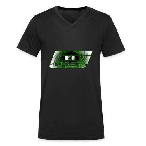 Geme Eye - Männer Bio-T-Shirt mit V-Ausschnitt von Stanley & Stella