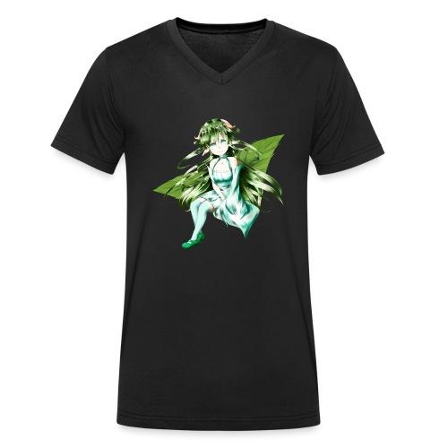 Minto - T-shirt ecologica da uomo con scollo a V di Stanley & Stella