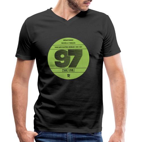 Vignette automobile 1997 - T-shirt bio col V Stanley & Stella Homme