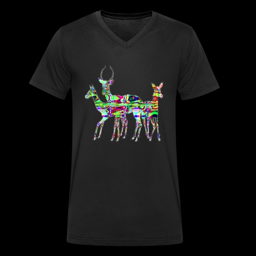 Biches - T-shirt bio col V Stanley & Stella Homme