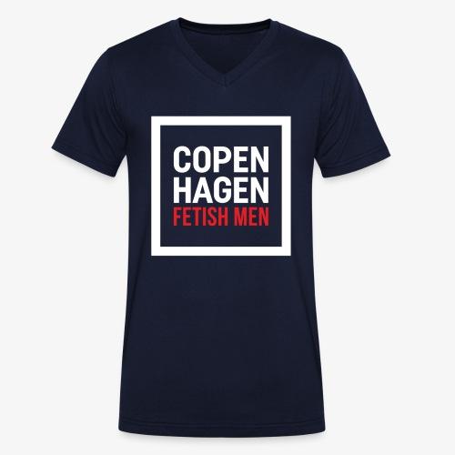 Copenhagen Fetish Men Jacket - Økologisk Stanley & Stella T-shirt med V-udskæring til herrer