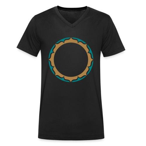 frame2 - Männer Bio-T-Shirt mit V-Ausschnitt von Stanley & Stella