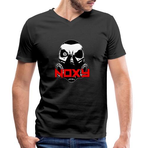 Noxy - T-shirt ecologica da uomo con scollo a V di Stanley & Stella