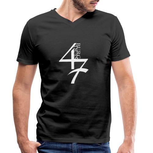 Duisburg 47 - Männer Bio-T-Shirt mit V-Ausschnitt von Stanley & Stella
