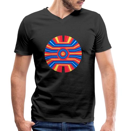 Awakening - Men's Organic V-Neck T-Shirt by Stanley & Stella
