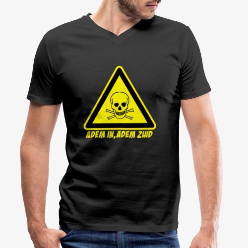 Adem In - Mannen bio T-shirt met V-hals van Stanley & Stella