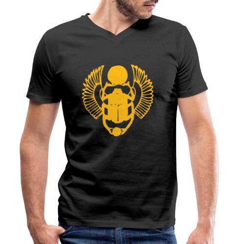 Egypt 04 - Männer Bio-T-Shirt mit V-Ausschnitt von Stanley & Stella