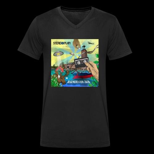 Degeneracion 2020 - Ekologisk T-shirt med V-ringning herr från Stanley & Stella