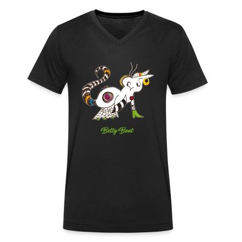 Betty Boot - T-shirt bio col V Stanley & Stella Homme
