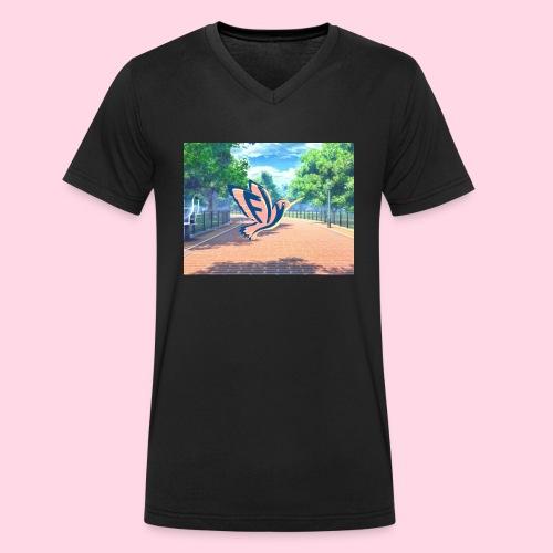 Logo FLY - T-shirt bio col V Stanley & Stella Homme