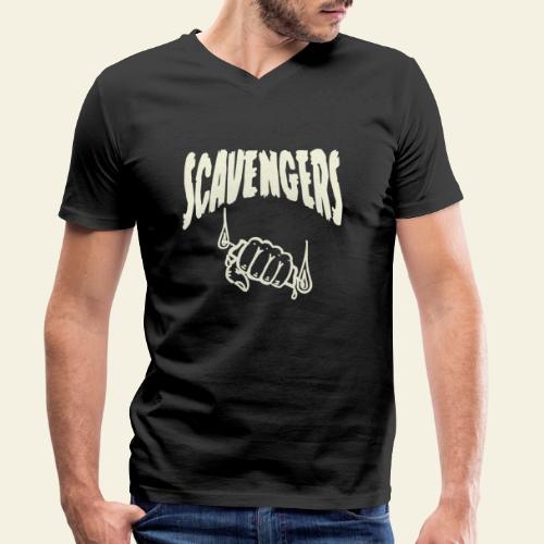 scavengers - Økologisk Stanley & Stella T-shirt med V-udskæring til herrer