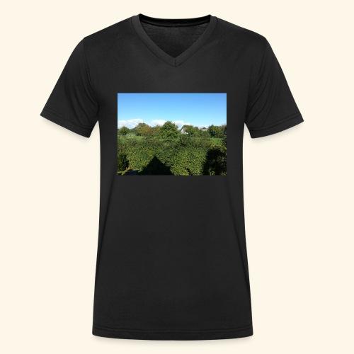 Jolie temps ensoleillé - T-shirt bio col V Stanley & Stella Homme