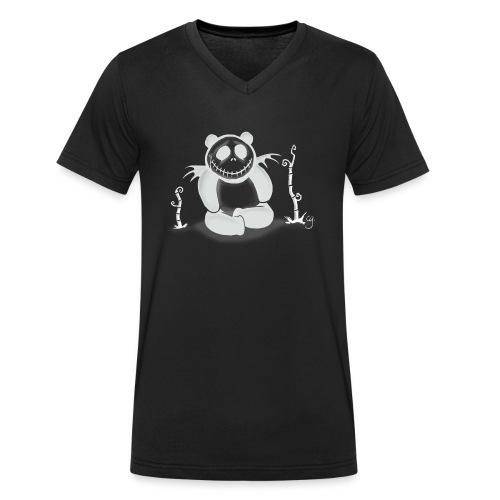 Panda Jack - T-shirt bio col V Stanley & Stella Homme