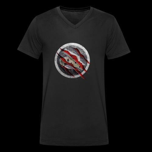 bde1 - Männer Bio-T-Shirt mit V-Ausschnitt von Stanley & Stella