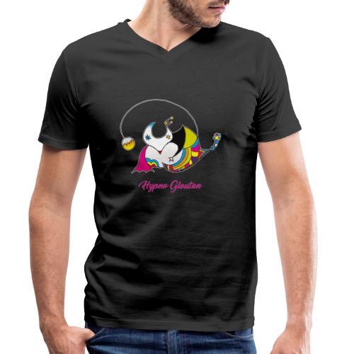 Hypno Glouton - T-shirt bio col V Stanley & Stella Homme
