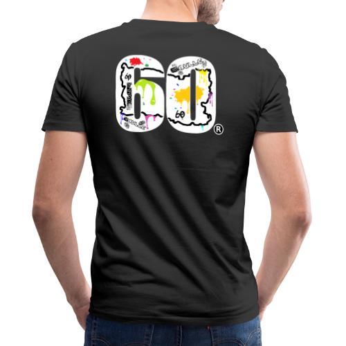 6bulle Splash 2 & 60 - T-shirt bio col V Stanley & Stella Homme