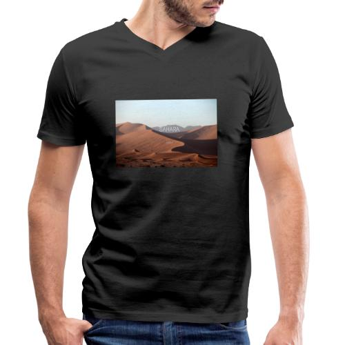 Sahara - Men's Organic V-Neck T-Shirt by Stanley & Stella