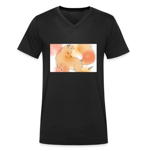 SPOTLIGHT - Camiseta ecológica hombre con cuello de pico de Stanley & Stella