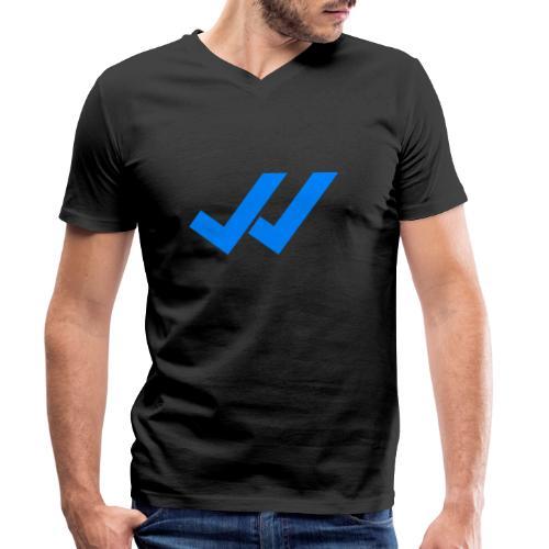 vu whatsapp - T-shirt bio col V Stanley & Stella Homme