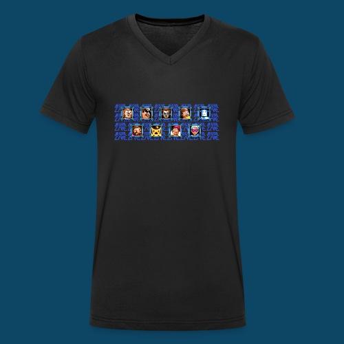 Benzaie LIVE - MUG - T-shirt bio col V Stanley & Stella Homme