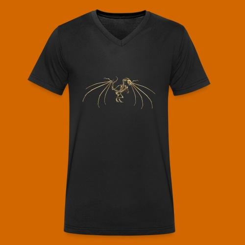 Dargon - Männer T-Shirt - Männer Bio-T-Shirt mit V-Ausschnitt von Stanley & Stella