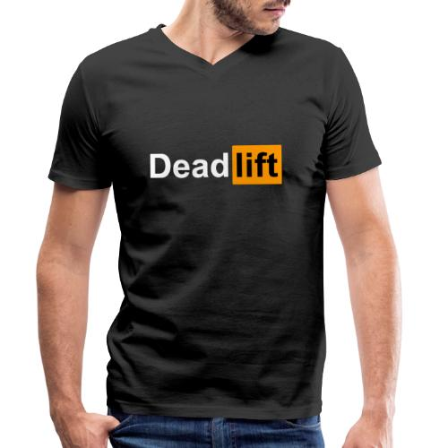 DeadLift X - T-shirt bio col V Stanley & Stella Homme