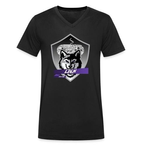 Le logo de la Légion de la Nuit - T-shirt bio col V Stanley & Stella Homme