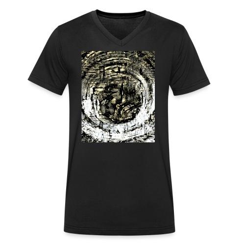 Void - T-shirt ecologica da uomo con scollo a V di Stanley & Stella