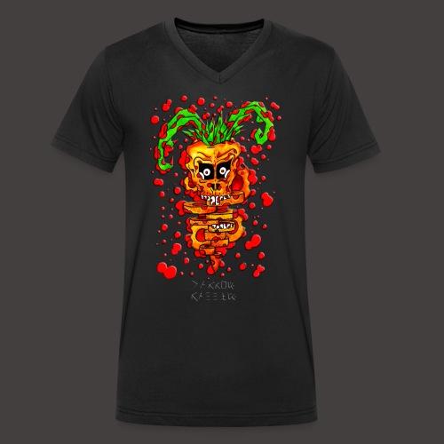 Bunny Carrot - T-shirt bio col V Stanley & Stella Homme