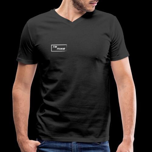 Design 2 - Männer Bio-T-Shirt mit V-Ausschnitt von Stanley & Stella